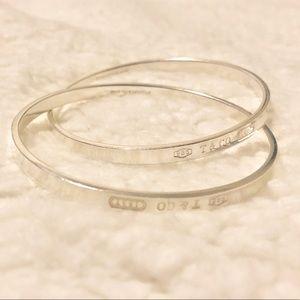 Tiffany & Co. Jewelry - SOLD!!! 1837 Collection Interlocking bracelet
